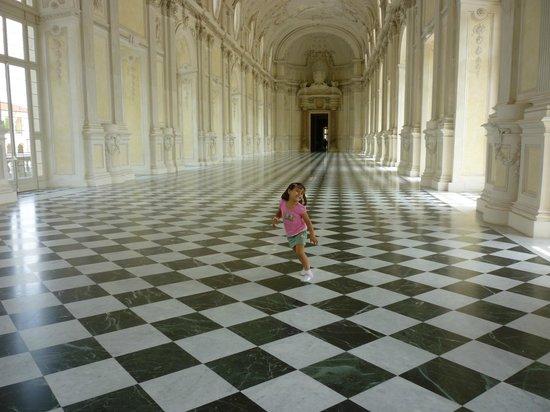 Venaria Reale, Italy: interno reggia venaria
