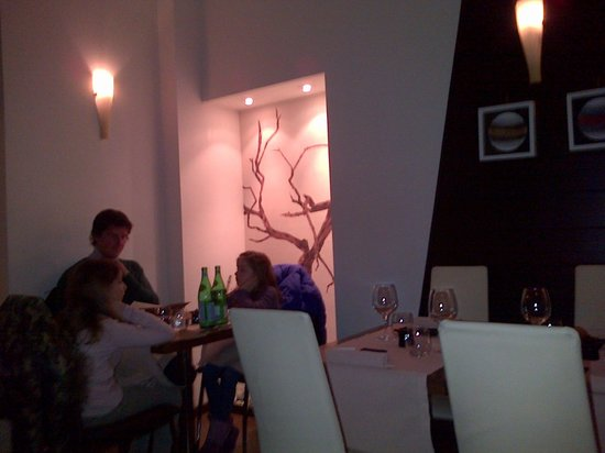 Hana Restaurant : vista sala