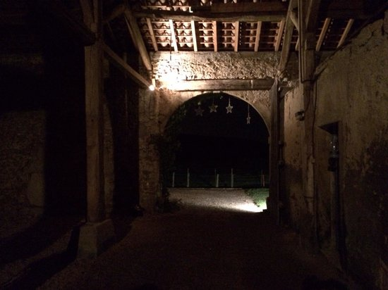 Godchure : The old barn