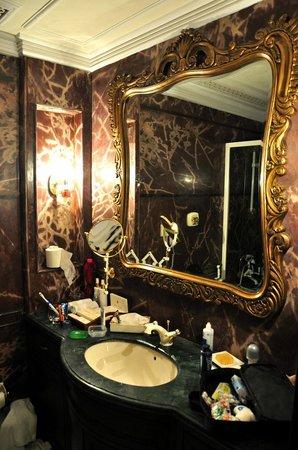 The Shiv Vilas : Bathroom
