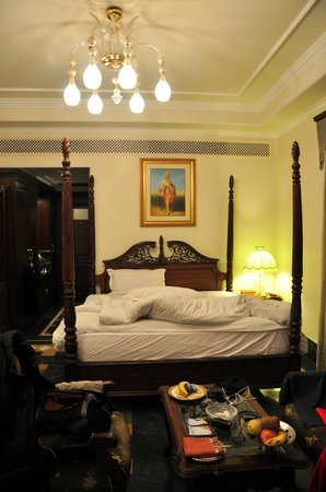 The Shiv Vilas : Room