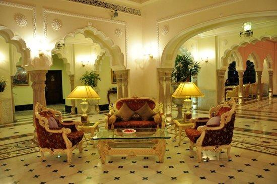 The Shiv Vilas : Lobby