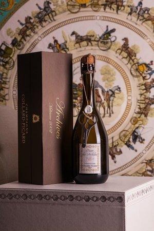Champagne Collard-Picard : cuvée des Archives 2002