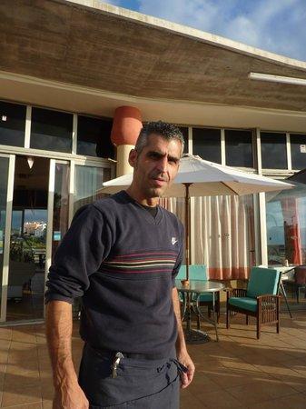 Terraza El Jable : Mine Host