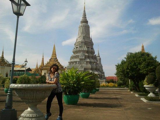 Silberpagode: pagoda d'argento