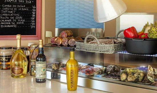 Villa Venecia Hotel Boutique: Comedor