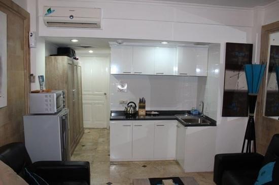 Jayakarta Bali: Room6202 Kitchen Area