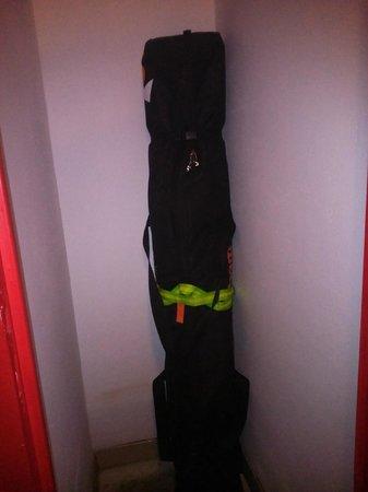 Hotel Le Vancouver - LVH Vacances : Ski locker