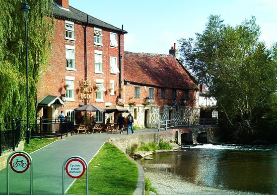Green Man Heritage - Tours: Old Mill at Harnham