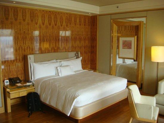 The Ritz-Carlton, Millenia Singapore: Deluxe Room