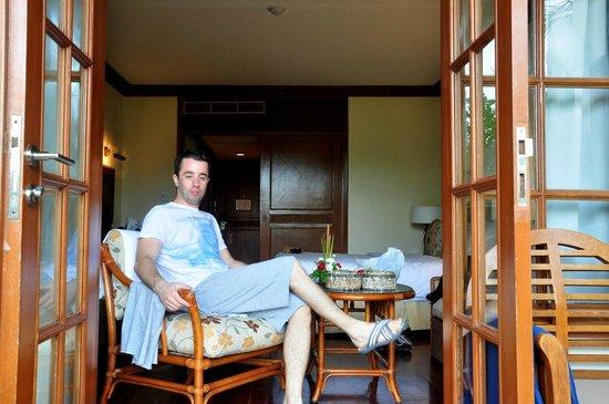 Ayodya Resort Bali: comfortable room