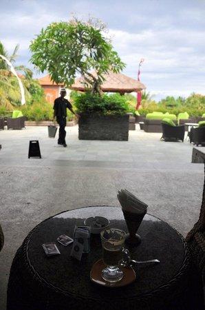 Ayodya Resort Bali: lobby