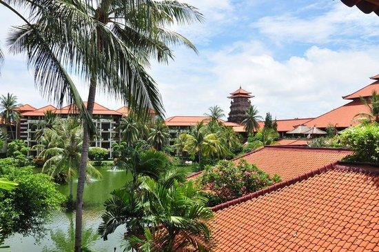 Ayodya Resort Bali: garden