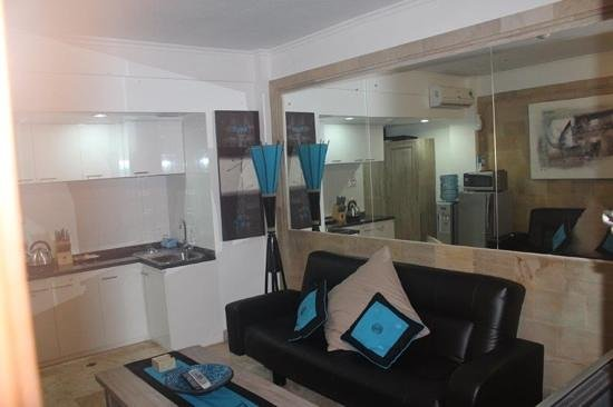 Jayakarta Bali: Apartment 6202 Private room