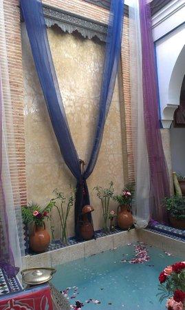 Riad Tamarrakecht: courtyard 2