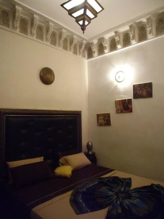 Riad Tamarrakecht: our room