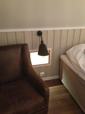 Grand Hotel Egersund: Nightstand