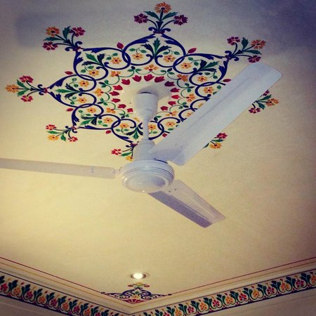 Boheda Palace : Room decoration done very tastefully