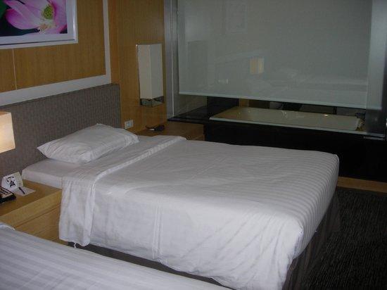 Best Western Premier Amaranth Suvarnabhumi Airport : Hotel bedroom