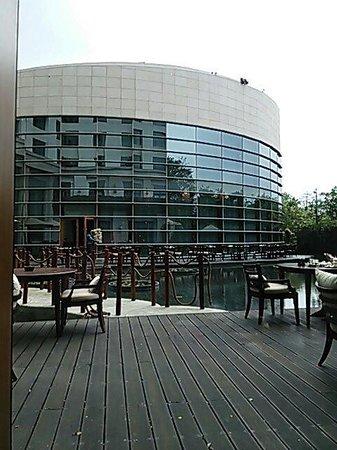 Park Hyatt Chennai : View from dining