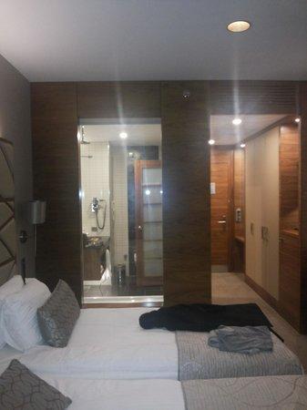 Cevahir Hotel Istanbul Asia: Rooms 312