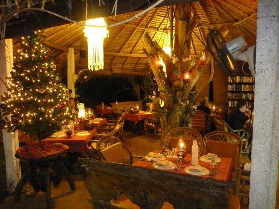 Secret Garden Chiang Mai: Dining area