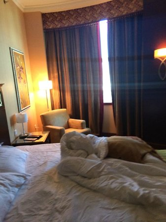 Concorde Hotel Fujairah: light