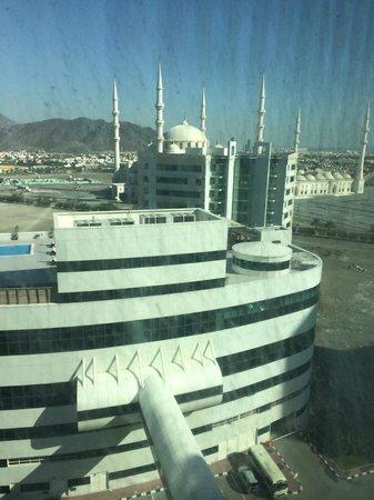 Concorde Hotel Fujairah: mosque