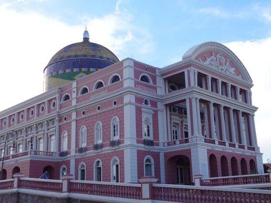 Lord Hotel: Opéra de Manaus