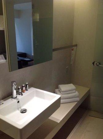 Brasil Suites Hotel Apartments : sdb