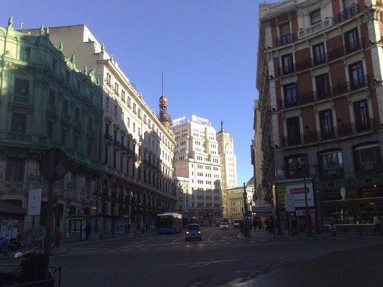 Plaza de Canalejas: Edificios