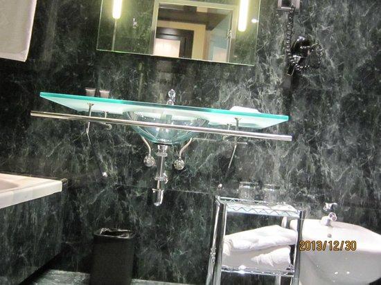 AC Hotel Cordoba : bano