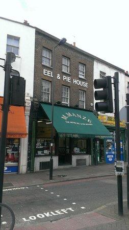 Manze Pie And Mash