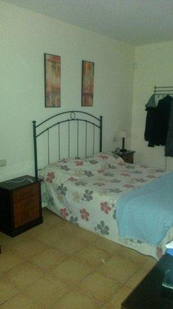 Villas del Sol: slaapkamer
