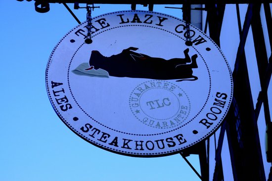 The Chapter House: The Lazy Cow