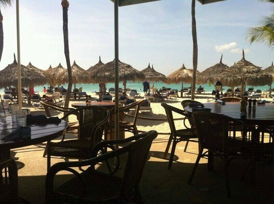 Hilton Aruba Caribbean Resort & Casino : Restaurante