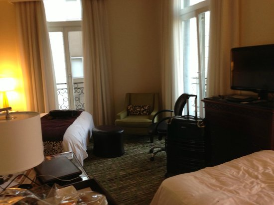 Brussels Marriott Hotel Grand Place: Junior Suite