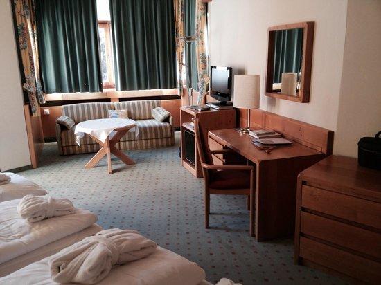 Hotel Die Post: camera