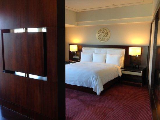 Renaissance Beijing Capital Hotel: Suite