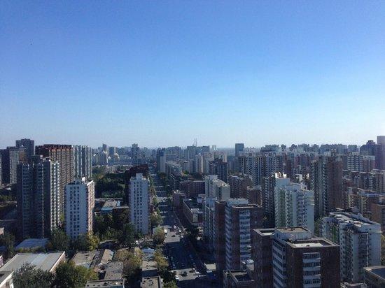 Renaissance Beijing Capital Hotel: View