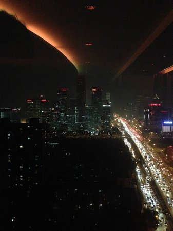 Renaissance Beijing Capital Hotel: View from Executive Lounge
