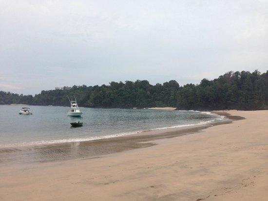 Hacienda del Mar: Playa cerca al hotel
