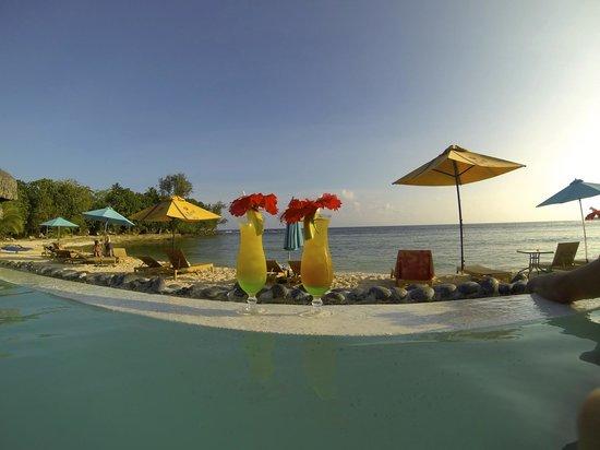 Breakas Beach Resort Vanuatu : Best way to spend the afternoon