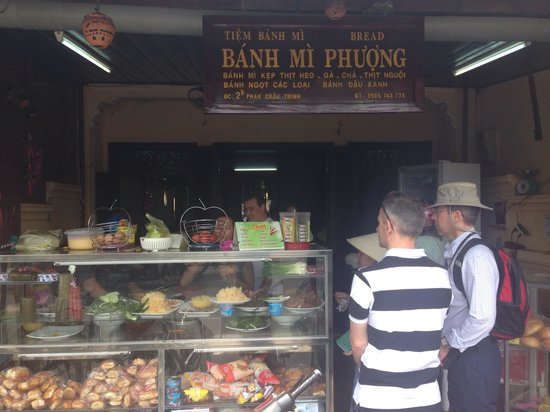 Banh Mi Phuong: This is the shop to look for!