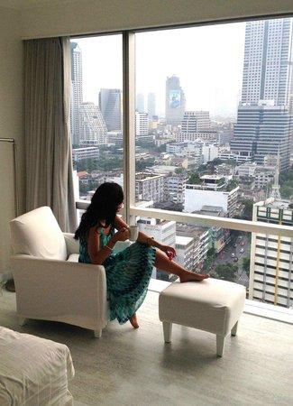 Pullman Bangkok Hotel G: Чудесный номер