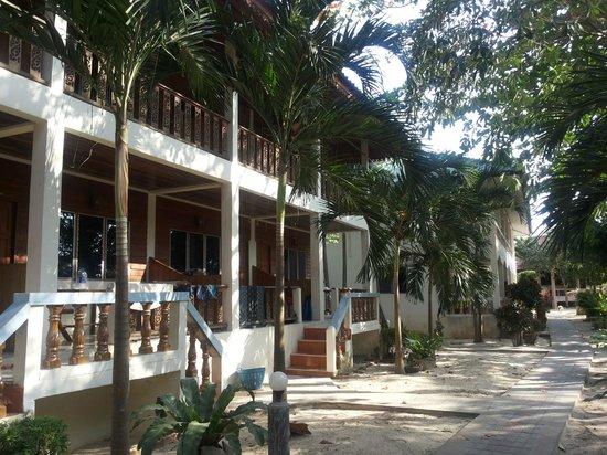 JP Resort building