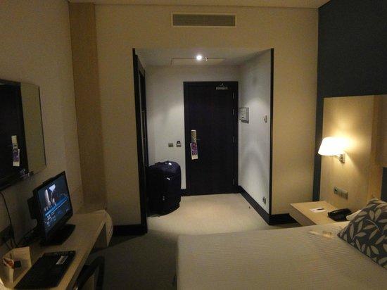 Hotel Nuevo Boston: quarto