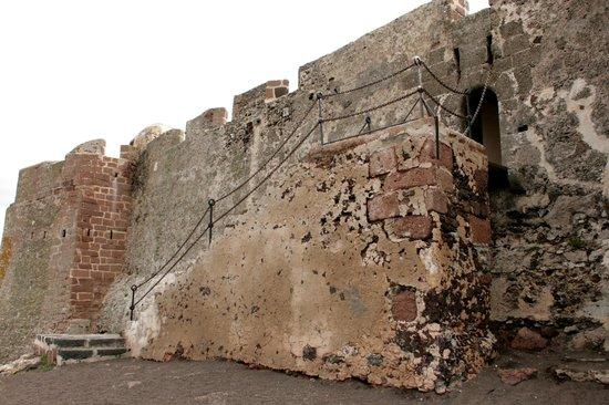 Castillo de Santa Barbara: ingresso