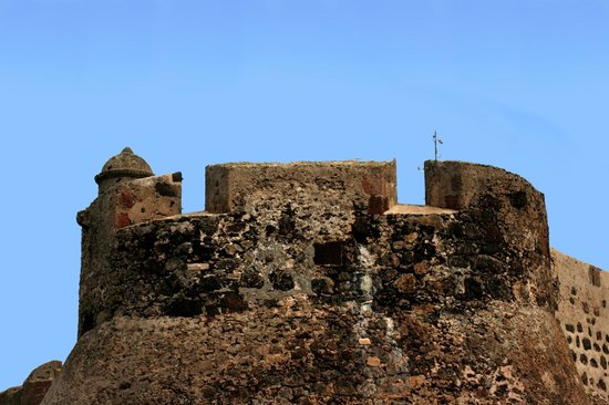 Castillo de Santa Barbara: torre