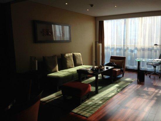 Beijing Marriott Hotel Northeast: Suite